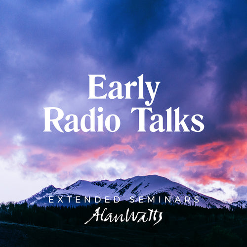 Early Radio Talks