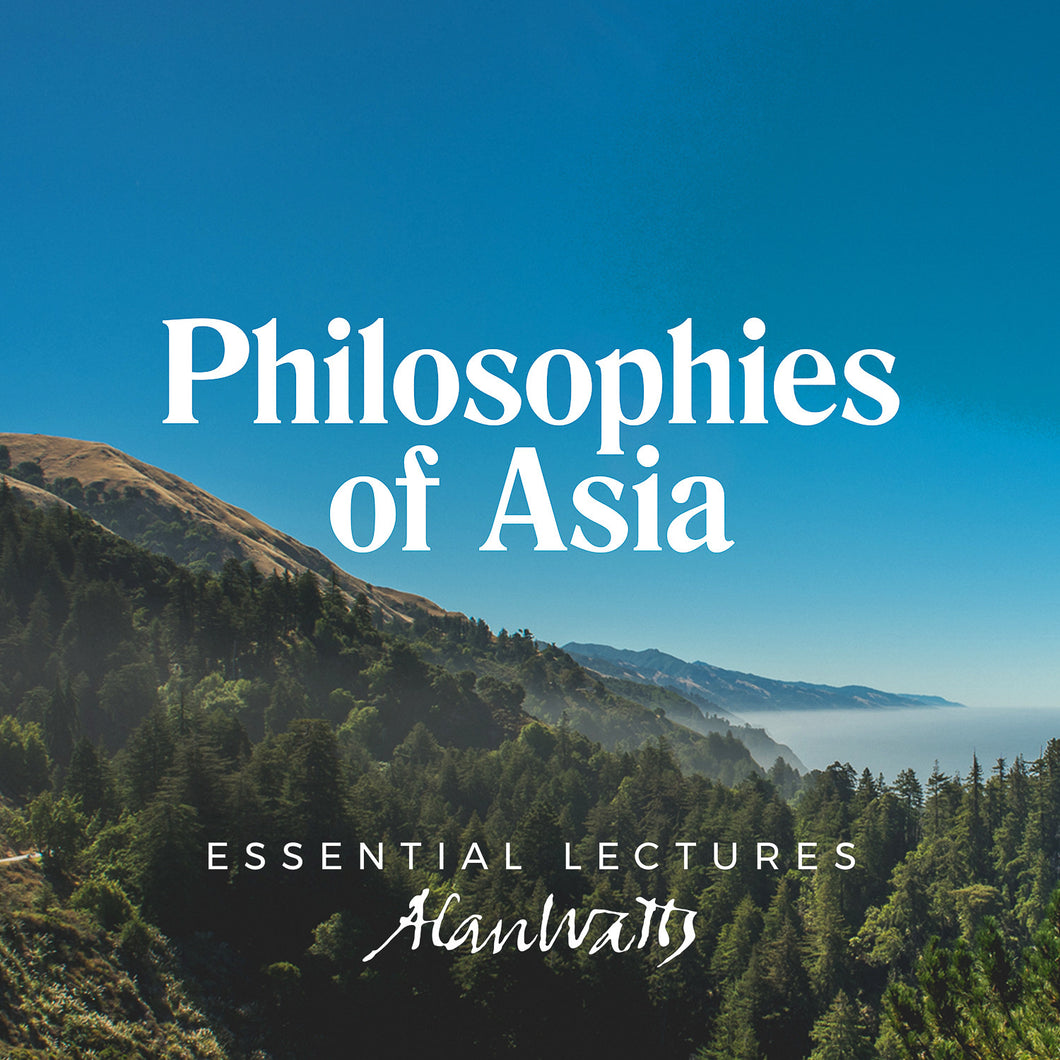 Philosophies of Asia
