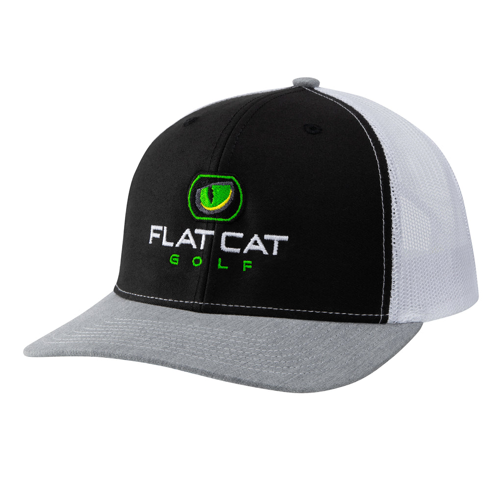 FLAT CAT Trucker Hat