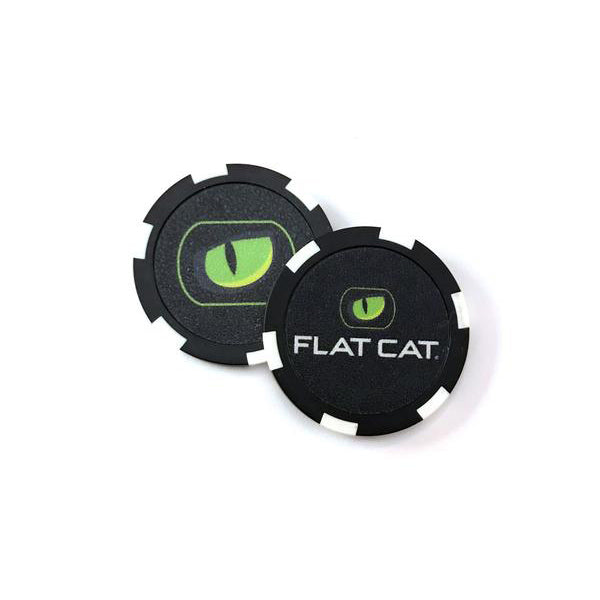 FLAT CAT Ball Marker (1 each)
