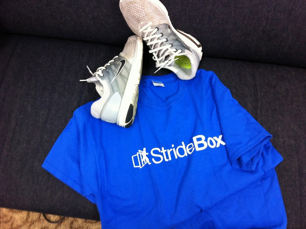 StrideBox T-Shirts Have Arrived