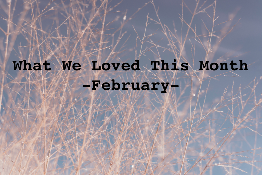 What We Loved This Month: February