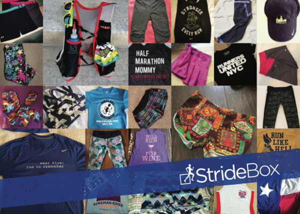 April 2016 Stride Guide – It's What You Wear!
