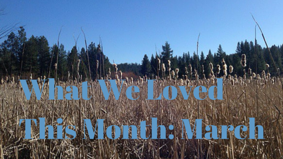 What We Loved This Month: March