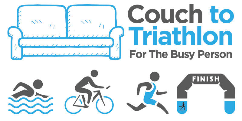 Couch to Sprint Triathlon for the Busy _______ (mom, businessperson, etc.)