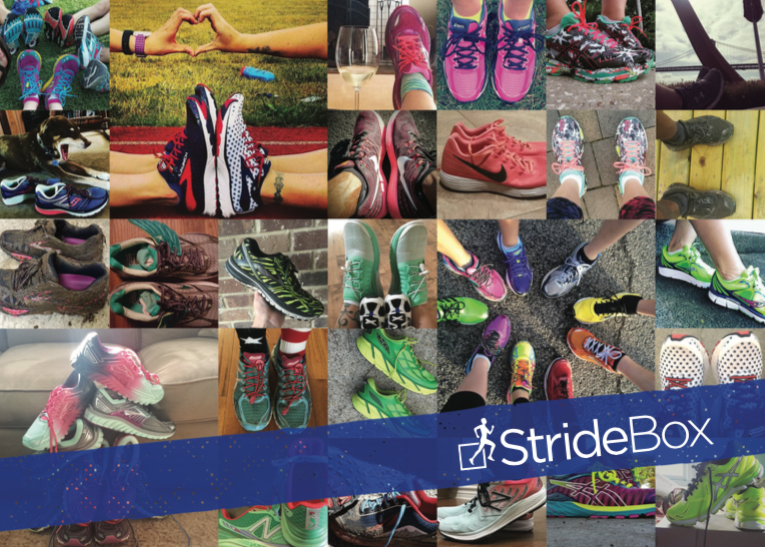 StrideBox Subscription Box For Runners