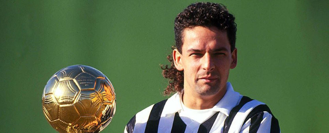 a biography of roberto baggio a juventus soccer player Roberto baggio goal  juventus droidonomy 1 point 2 points 3 points 4 years ago  growing up i considered baggio the best player on the planet probably because i.