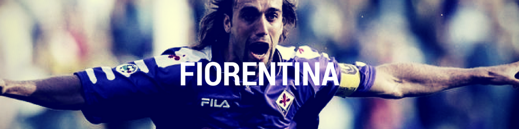Fiorentina football shirts