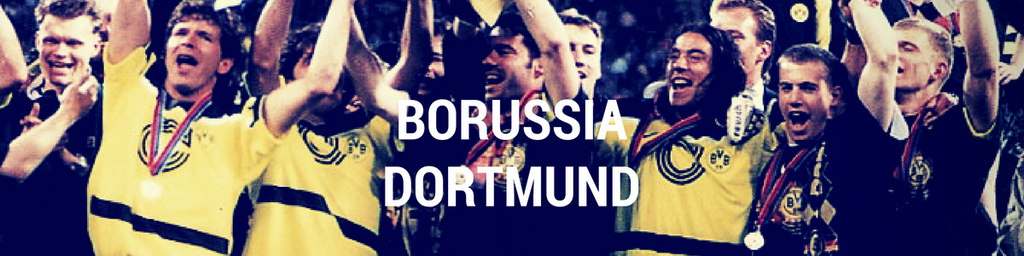 Borussia Dortmund football shirts