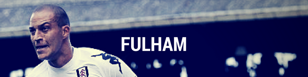 Fulham football shirts