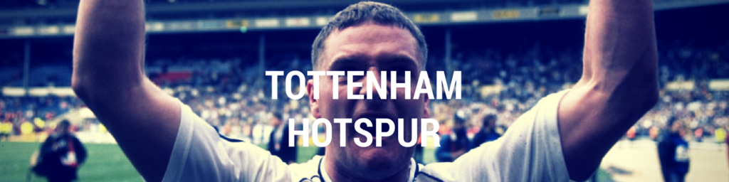 Tottenham Hotspur football shirts