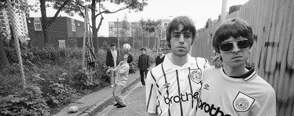 Oasis in City shirts
