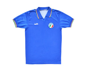 Calcio Vintage Club 1986-90 Diadora Italy Home Shirt M