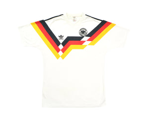 Calcio Vintage Club 1988-90 Adidas West Germany Home Shirt M