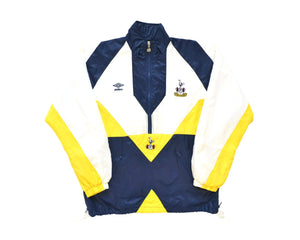 Calcio Vintage Club 1990-92 Umbro Tottenham Jacket L