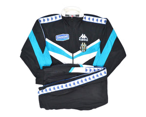 1992-93 Kappa Juventus Tracksuit XL - Football Shirt Collective