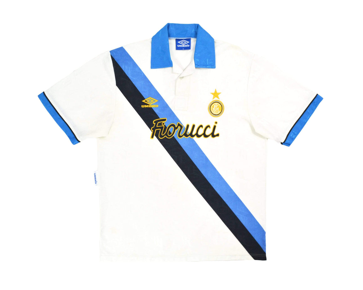 Calcio Vintage Club 1993-94 Umbro Inter Milan Away Shirt