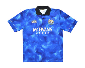 Calcio Vintage Club 1993-95 Asics Newcastle United Away Shirt M