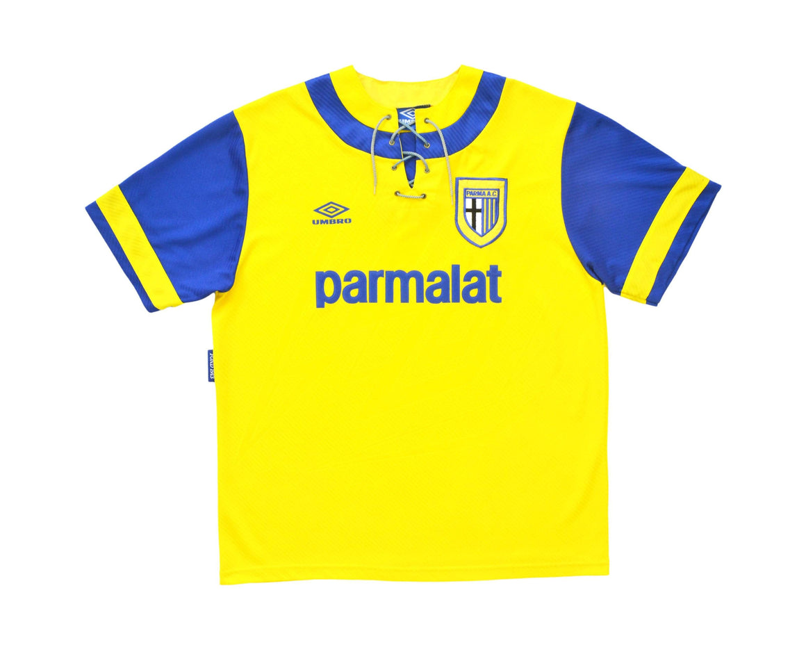 Calcio Vintage Club 1993-95 Umbro Parma Away Shirt XL