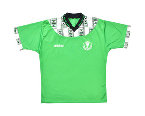Calcio Vintage Club 1994-95 Adidas Nigeria Home Shirt XL