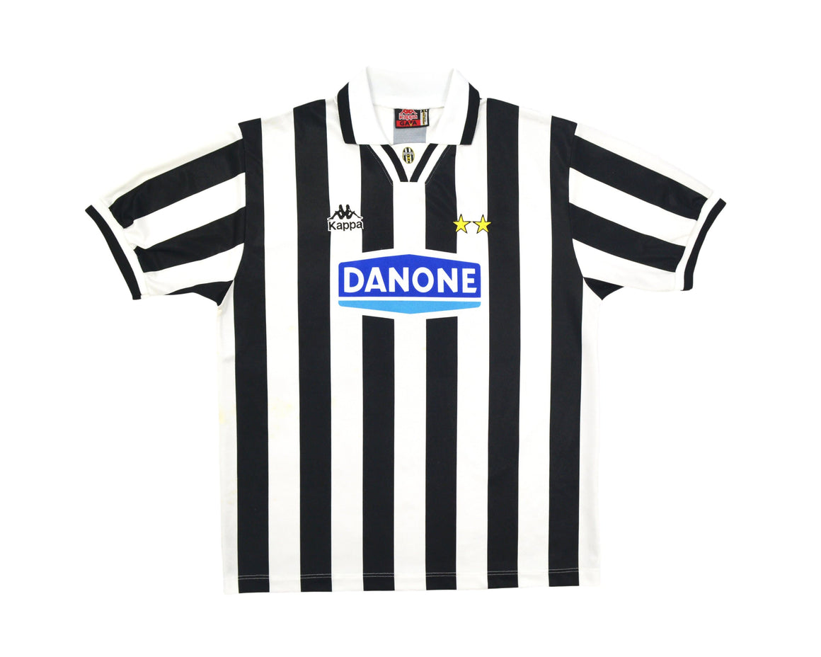 Calcio Vintage Club 1994-95 Kappa Juventus Home Shirt XL