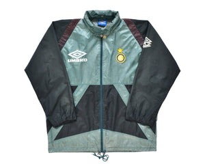 1994-95 Umbro Inter Rain Jacket M - Football Shirt Collective