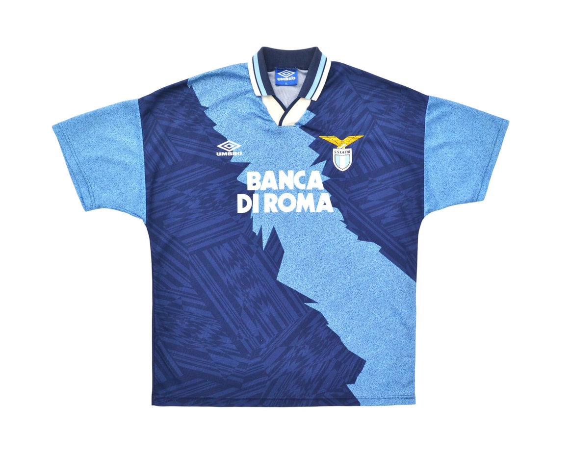 Calcio Vintage Club 1994-95 Umbro Lazio Away Shirt