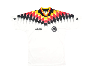 Calcio Vintage Club 1994-96 Adidas Germany Home Shirt S