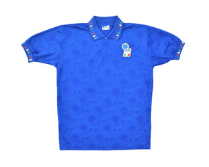 Calcio Vintage Club 1994 Diadora Italy Home Shirt M