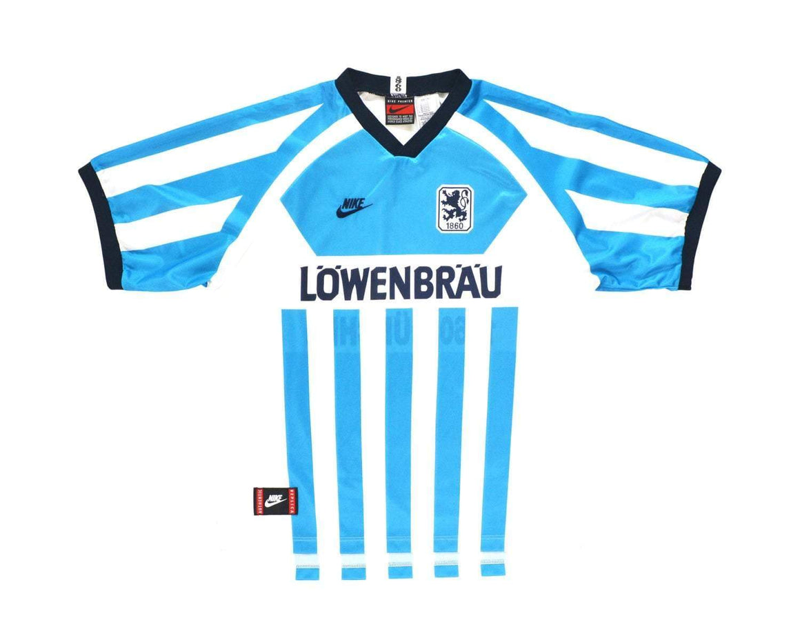 1995-96 Nike 1860 Munich Home Shirt XXL - Football Shirt Collective