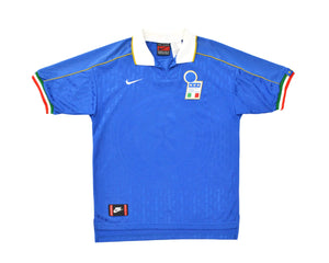 Calcio Vintage Club 1995-96 Nike Italy Home Shirt M