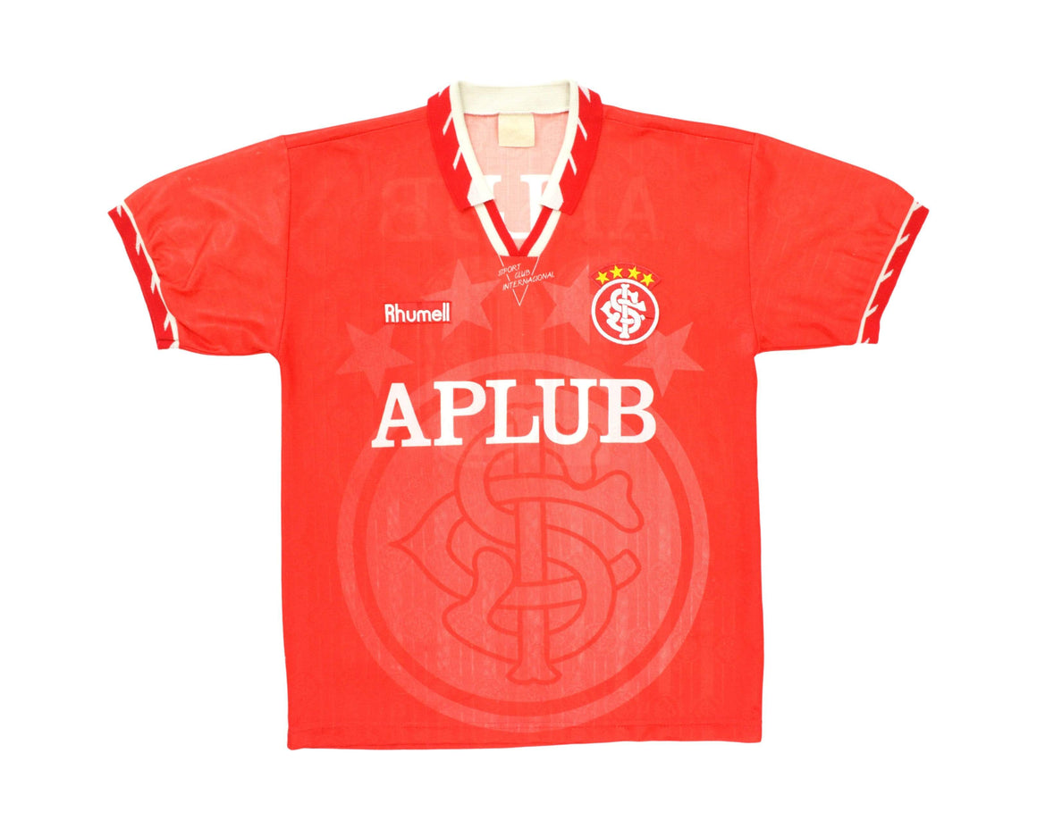 Calcio Vintage Club 1995-96 Rhurnell Internacional Home Shirt '10' M