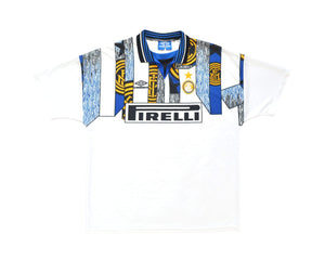 Calcio Vintage Club 1995-96 Umbro Inter Milan Third Shirt XL