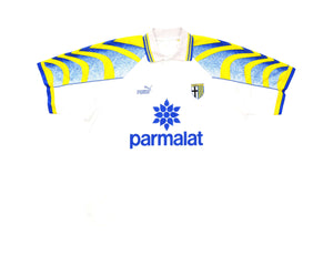 Calcio Vintage Club 1995-97 Puma Parma Home Shirt XL