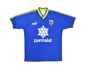 Calcio Vintage Club 1995-97 Puma Parma Training Shirt XL