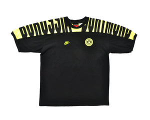 Calcio Vintage Club 1995 Nike Borussia Dortmund Training T-Shirt L/XL
