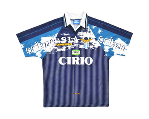 Calcio Vintage Club 1996-97 Umbro Lazio Away Shirt M