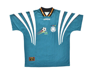 Calcio Vintage Club 1996-98 Adidas Germany Away Shirt XL