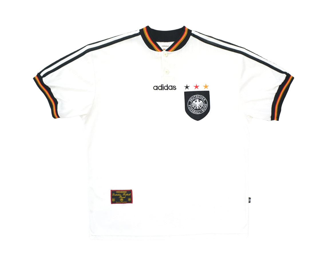 Calcio Vintage Club 1996-98 Adidas Germany Home Shirt XL