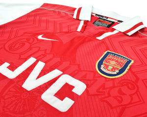 Calcio Vintage Club 1996-98 Nike Arsenal Home Shirt M