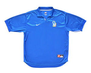 Calcio Vintage Club 1997-98 Nike Italy Home Shirt L