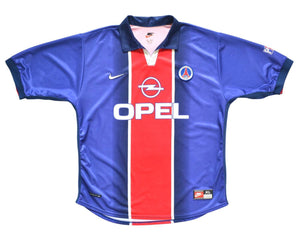 1998-99 Nike PSG Home Shirt XL - Football Shirt Collective