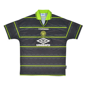1998-99 Umbro Celtic Away Shirt - Football Shirt Collective