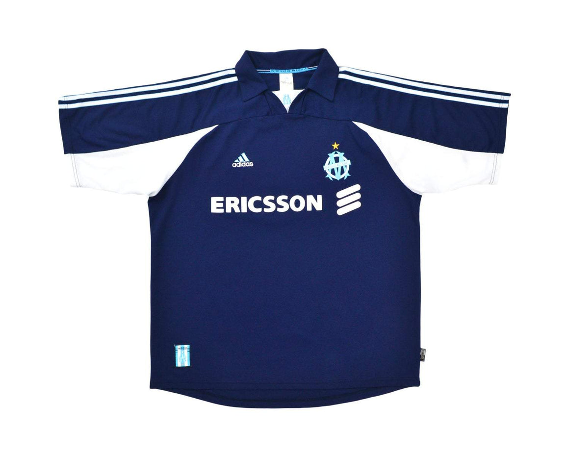 Calcio Vintage Club 1999-00 Adidas Marseille Away Shirt