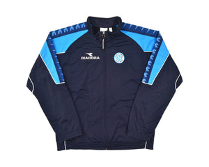 Calcio Vintage Club 2000-01 Diadora Napoli Track Top L/XL