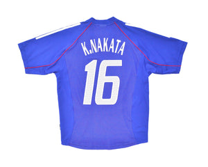 Calcio Vintage Club 2004-05 Adidas Japan Home Shirt 'Nakata 16' M