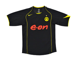 Calcio Vintage Club 2004-05 Nike Dortmund Away Shirt M