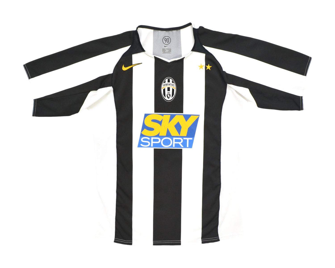 Calcio Vintage Club 2004-05 Nike Juventus Home Shirt S