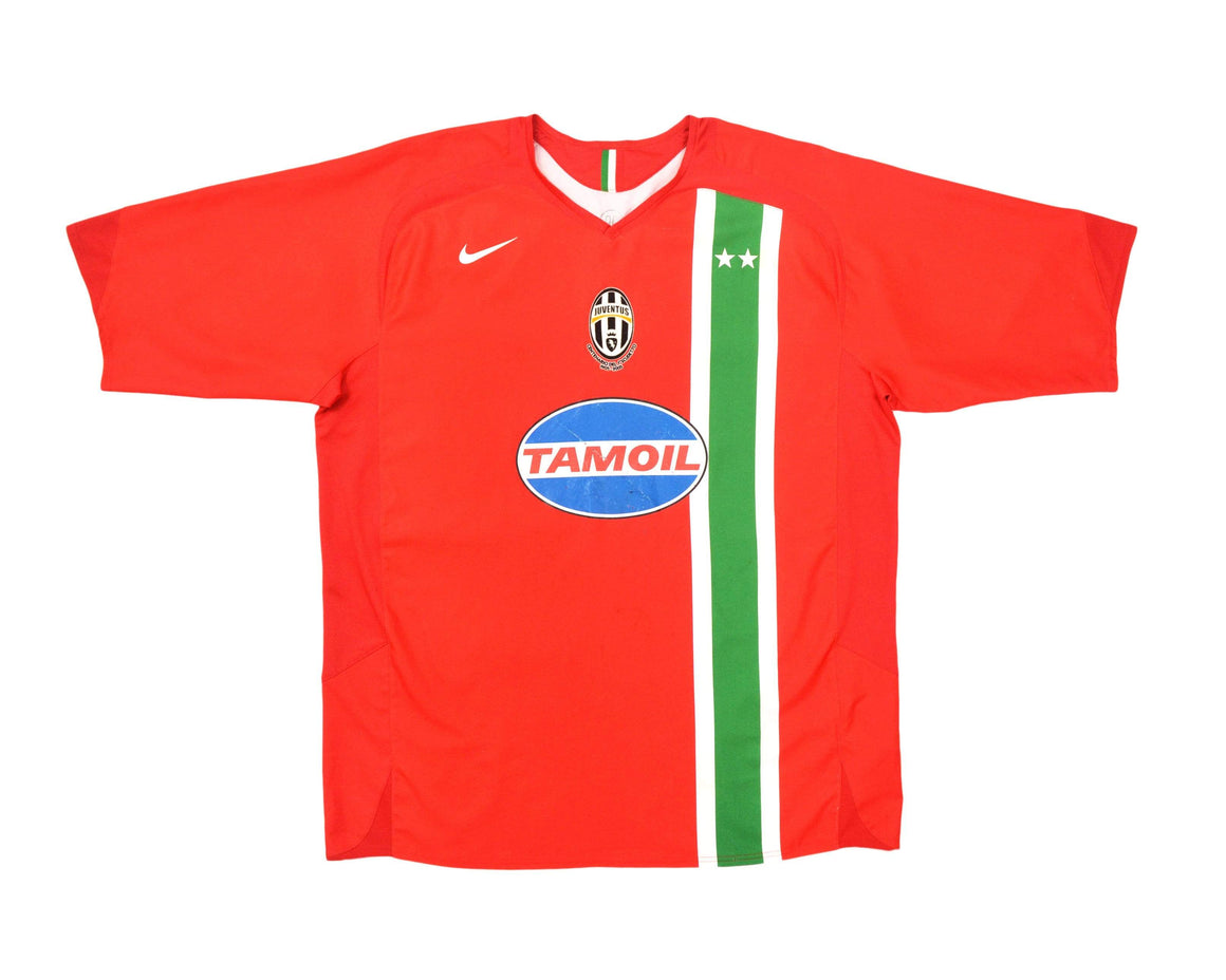 Calcio Vintage Club 2005-06 Nike Juventus Away Shirt XL