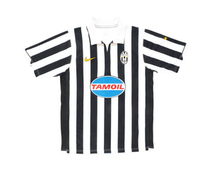 Calcio Vintage Club 2006-07 Nike Juventus Home Shirt M